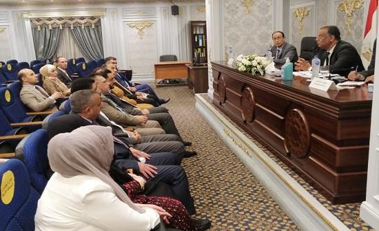 الزيود يدعو لتعزيز الشراكة العربية وتوحيد الجهود للنهوض بالواقع السياحي والإعلامي