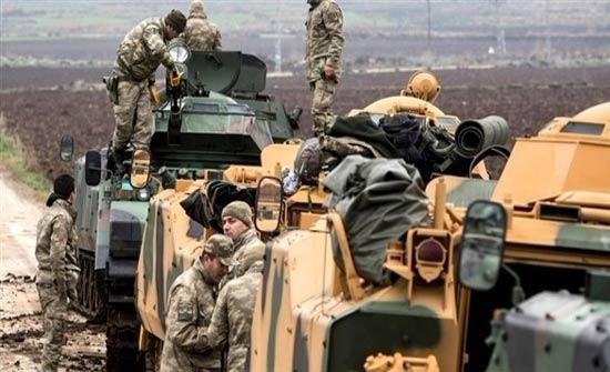 مسؤول كردي: متطوعون أمريكيون وبريطانيون ينضمون للمعركة ضد تركيا بعفرين