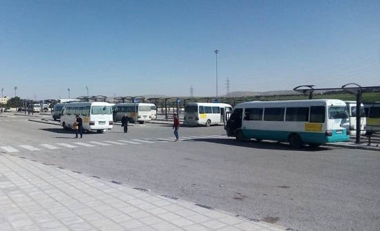 عزايزة: إعادة تقييم الاستراتيجية الوطنية للنقل