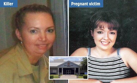 قرار مفاجئ قبل تنفيذ حكم الإعدام على سيدة شقت بطن حامل وسرقت الجنين