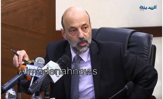 الرزاز : تشكيل لجنة توجيهية عليا لتعزيز المنتجات الوطنية