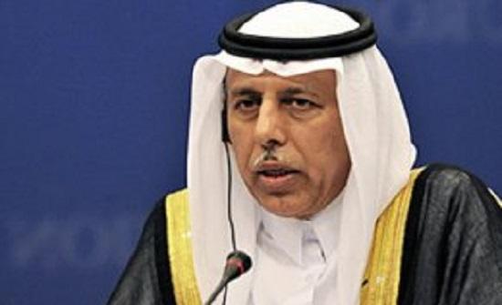 رئيس مجلس الشورى القطري : قطر تعتبر القضية الفلسطينية قضيتها الأولى