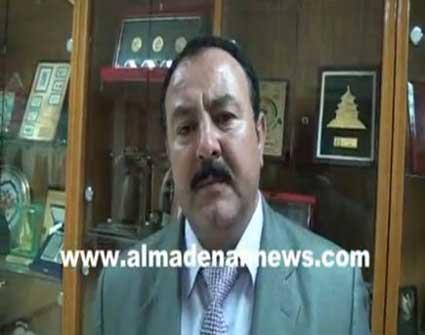 الحياري يعلق استقالته بانتظار رد الحكومة