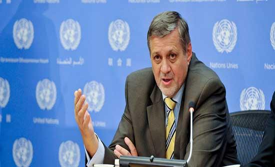 كوبيش يطالب بإقرار القاعدة الدستورية للانتخابات الليبية