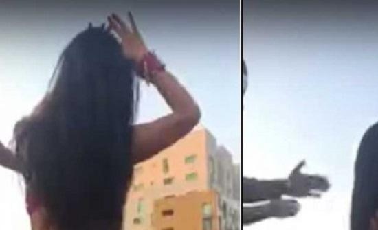 فيديو يثير ضجة واسعة في الاردن ... شابتان ترقصان شبه عاريات في حفل مختلط