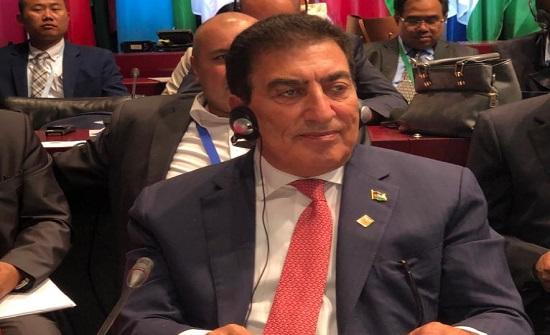 الطراونة يدعو رؤساء البرلمانات الدولية للضغط على حكوماتها لرفض أي توجهات لنقل سفاراتها للقدس
