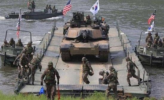 خطوة مفاجأة.. واشنطن وسول تؤجلان المناورة العسكرية