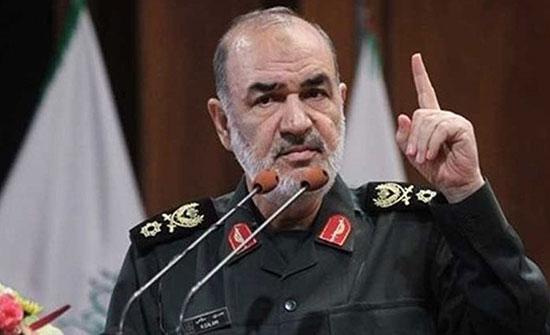 الحرس الثوري الإيراني: سنكشف عن مفاجآت مذهلة قريبا