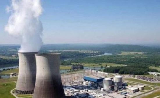 بناء مفاعل نووي بالماء المضغوط شرق الصين