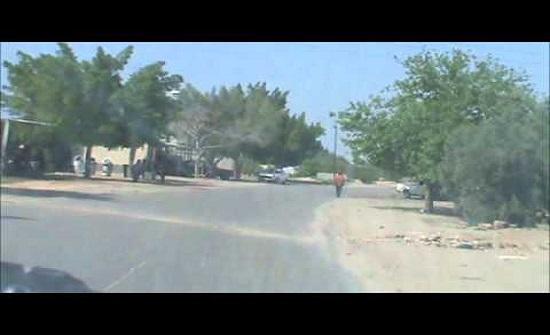 تحذير سائقي الشاحنات من سلوك طريق الماسورة