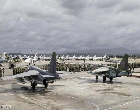 الجيش الروسي: أسقطنا عشرات الطائرات في عام واحد بسوريا