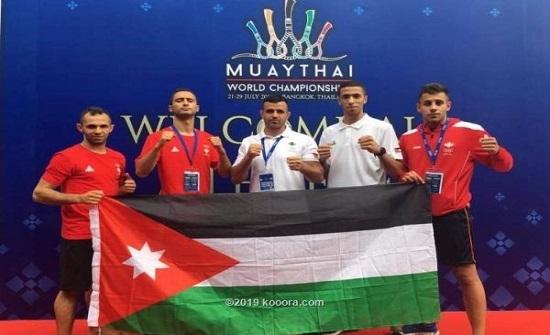 """منتخب """"مواي تاي"""" يحقق نتائج جيدة في بطولة العالم للناشئين والشباب"""