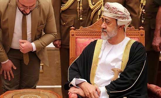 الأولى خارجيا.. سلطان عمان يزور السعودية الأحد