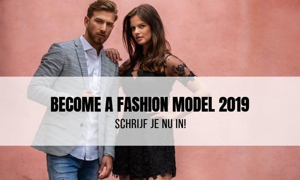 Become a fashion model 2019