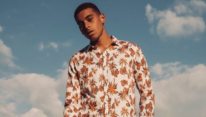 Overhemd met print; DE nieuwe trend!