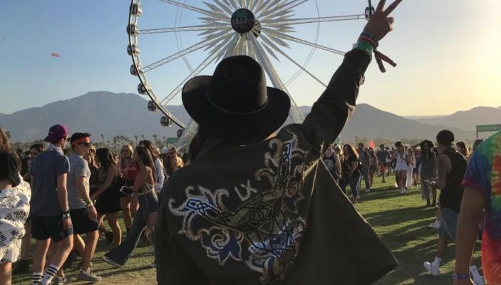 De festival look van 2018!