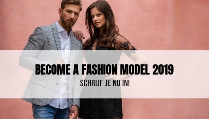 Become a fashion model 2019