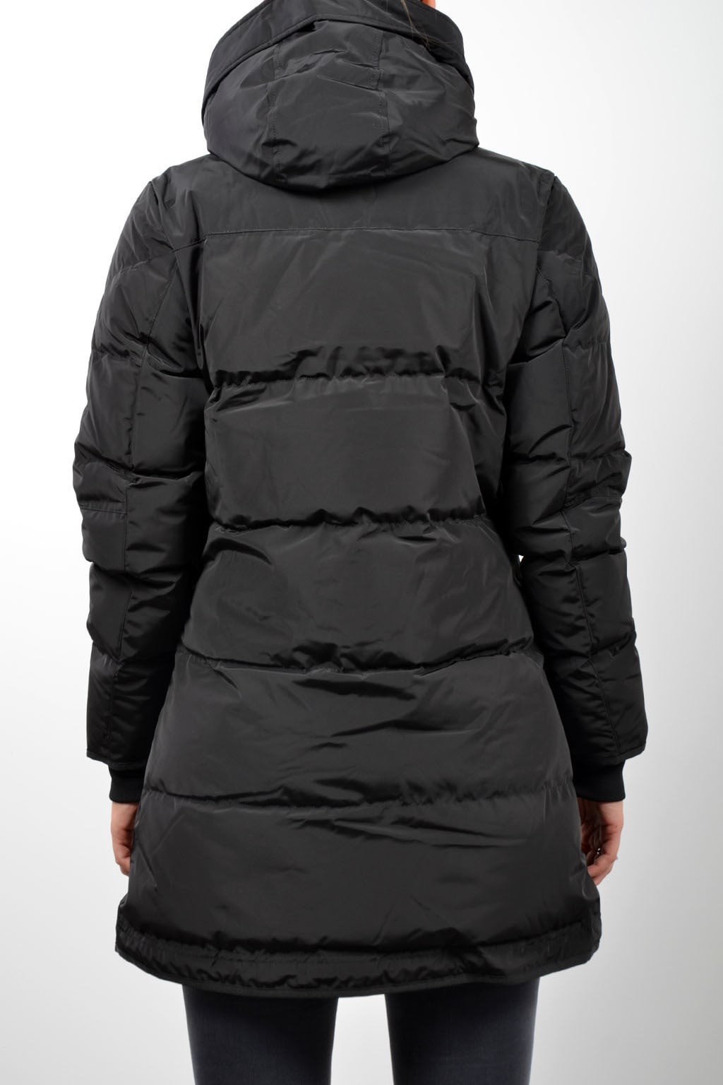 Airforce jade winterjas zwart Xxxl Airforce jade winterjas zwart