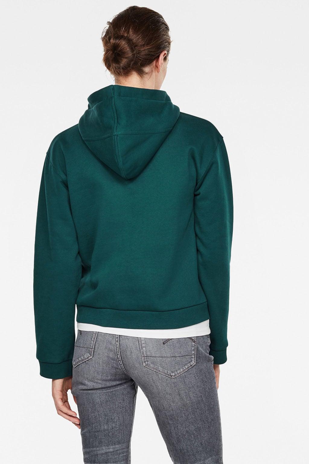 G star raw graphic 21 lynaz hoodie groen koop je