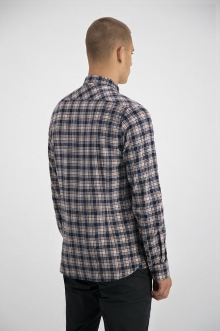Dstrezzed shirt small flannel check