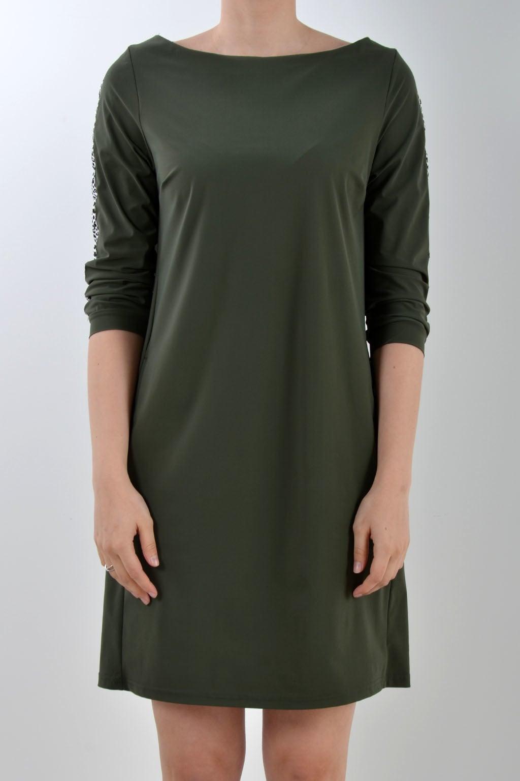737cb952d61350 Studio anneloes flex tape jurk groen koop je online…