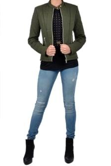Sharron jacket a895/greenwich green 016