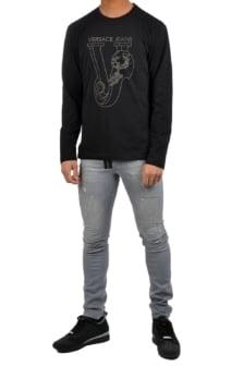 Versace jeans vj studs regular ml longsleeve red