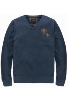 Pme legend stonewashed pullover vintage indigo