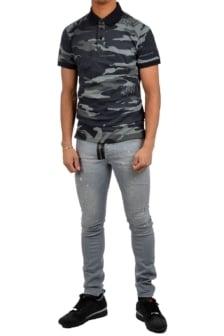 Versace jeans polo qum623 lim m/c