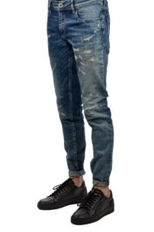 Antony morato super skinny jeans gilmour blue
