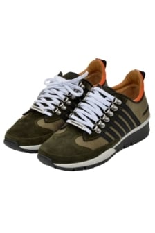 Dsquared2 w17sn101 army green
