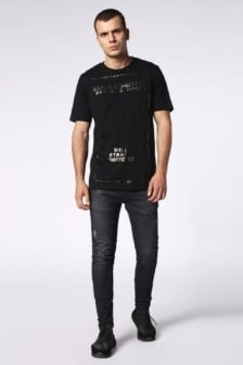 Diesel t-just black