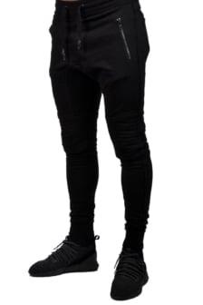 Tigha trevor zip black
