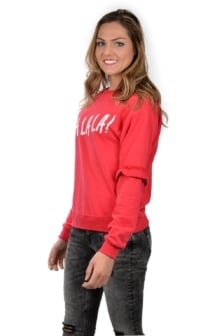 Catwalk junkie sweater oh lala red