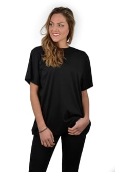 Reinders t-shirt back true black