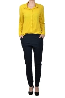 Studio anneloes poppy blouse curry