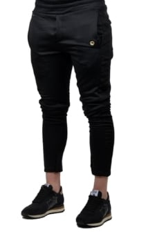 Once we were warriors dio track pants black