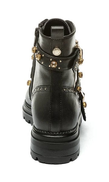 Steve madden indra black leather - Steve Madden