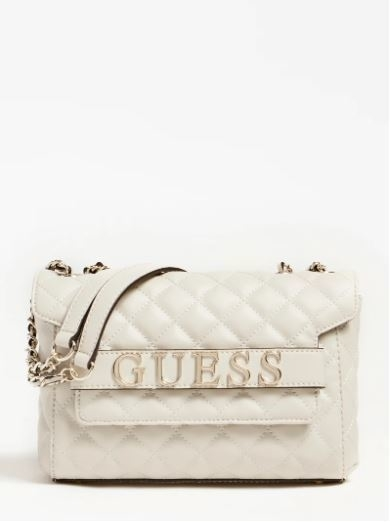Guess lilly crossbodybag wit - Guess Accessoires