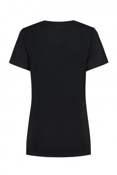 Nikkie by nikkie logo t-shirt zwart - Nikkie By Nikkie