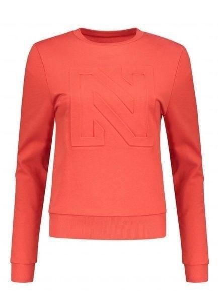 Nikkie logo sweater coral - Nikkie By Nikkie