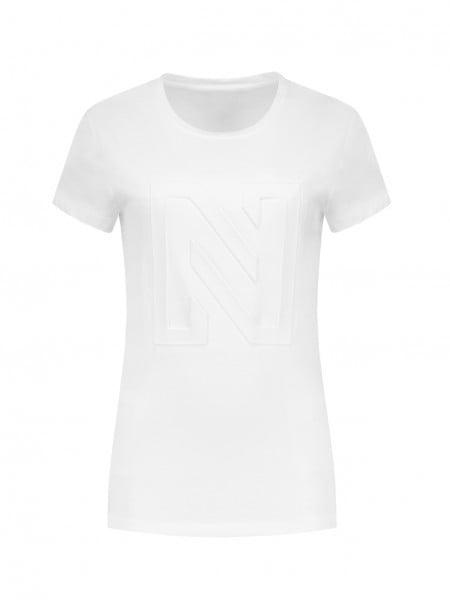 Nikkie by nikkie 3d n logo t-shirt - Nikkie By Nikkie