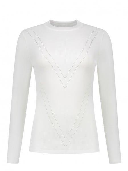 Nikkie patty top off white - Nikkie By Nikkie