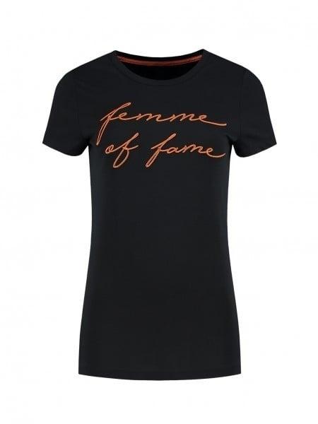 Nikkie by nikkie fame shirt zwart - Nikkie By Nikkie