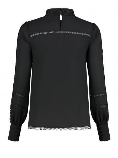 Nikkie sara blouse zwart - Nikkie By Nikkie