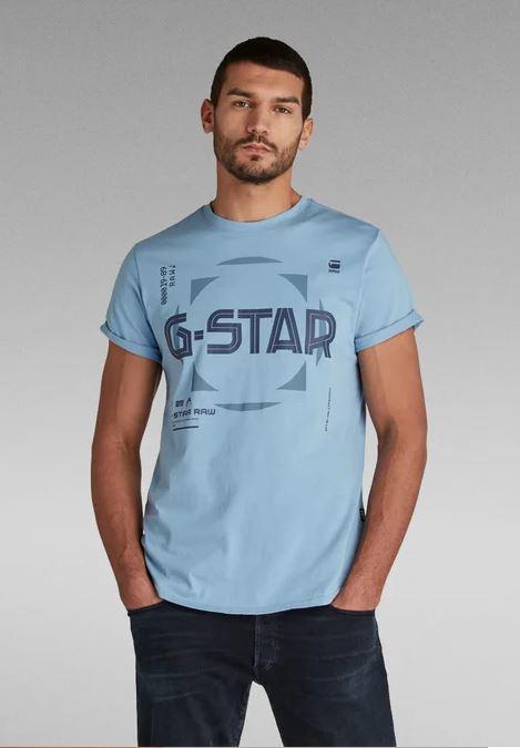 G-star lash graphic t-shirt - G-star Raw