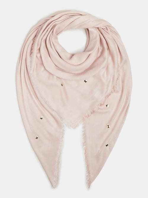 Guess mika keffiyeh roze - Guess Accessoires