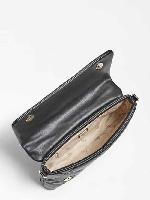 Guess brightside schoudertas zwart - Guess Accessoires