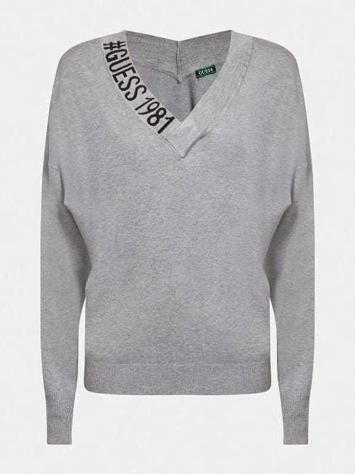 Guess dalia v-neck sweater - Guess