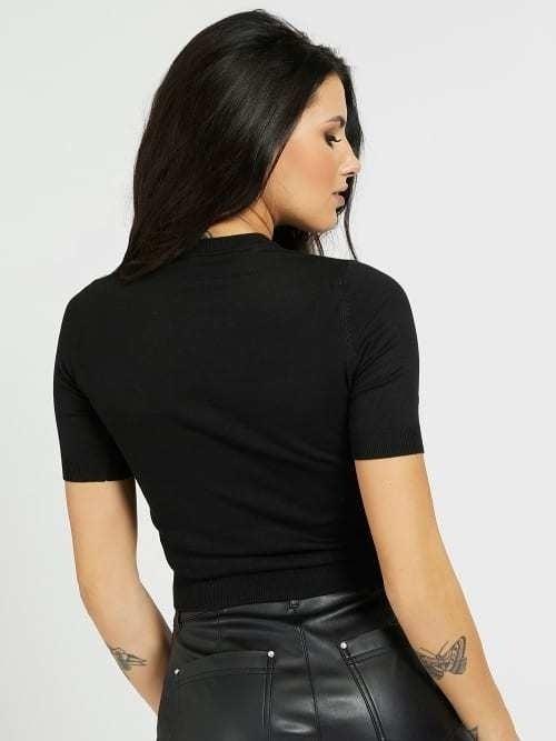 Guess t-shirt jet black - Guess
